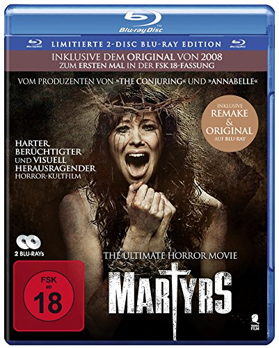 Martyrs - Original & Remake [2-DiscBlu-ray-Box]