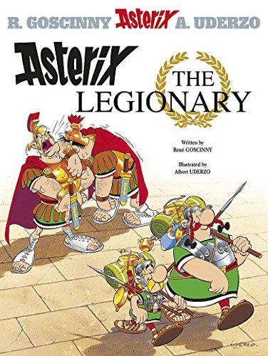 Asterix The Legionary: Album 10: Book. 10 por René Goscinny