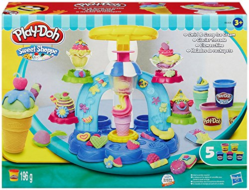 Hasbro Play-Doh B0306EU4 - Eismaschine, Knete