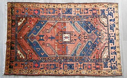 Lilian tappeti tappeto iraniano misto lana e cotone grandi