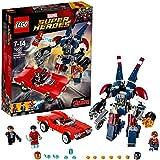LEGO Marvel Super Heroes 76077 - Iron Man gegen Detroit Steel...