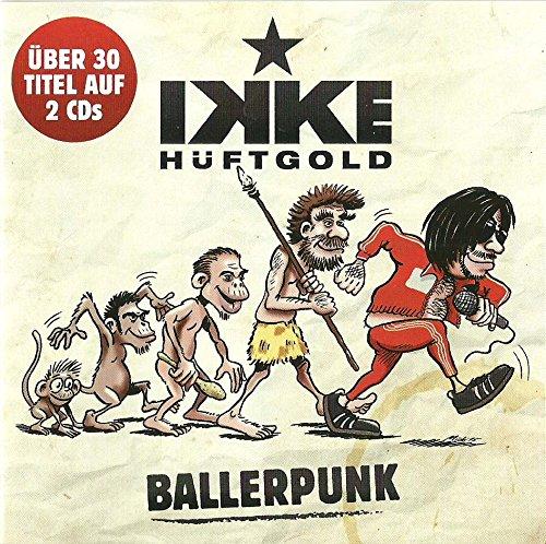 inkl. Kartoffel Salat .... Etc. (CD Album Ikke Hüftgold, 34 Tracks) Internationalen Kartoffel