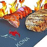 Kona mejor Grill Mat (TM)–Heavy Duty antiadherente para barbacoa Grill Mats (Juego de 2)