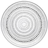 Iittala 005547 Kastehelmi Platte 31,5 cm, klar