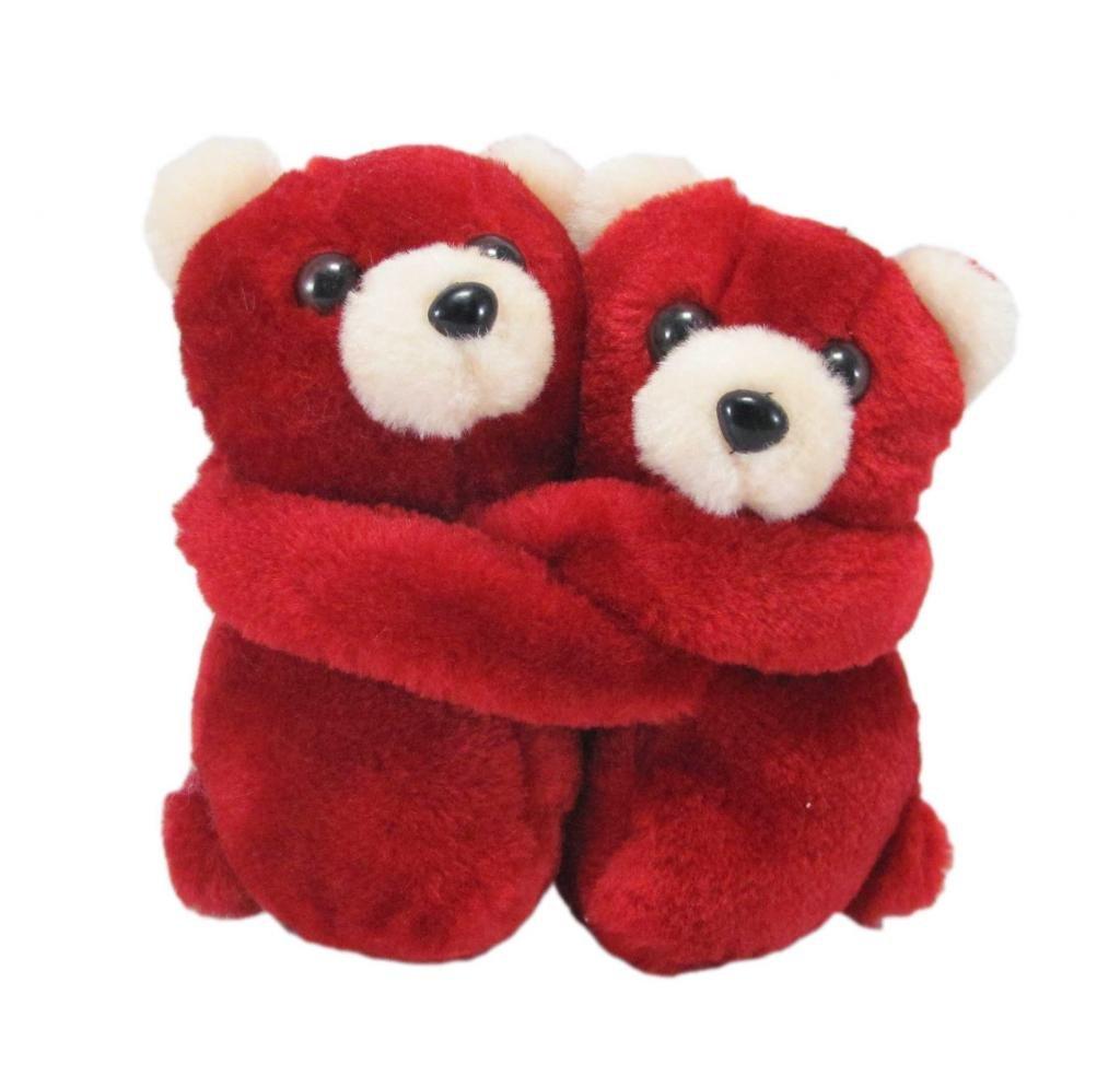 buy tickles hugging teddy pair stuffed soft plush toy kids