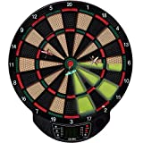Best Sporting elektronische Dartscheibe Windsor - Dartboard Glow In The Dark mit 6 Pfeilen
