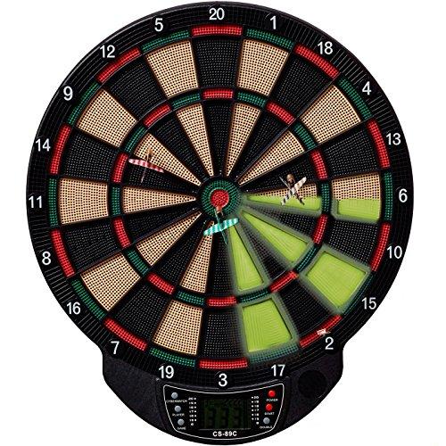*Best Sporting, 862085, Elektronische Dartscheibe Windsor Glow*