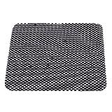 LnLyin - Alfombrilla antideslizante para salpicadero de coche, almohadilla antideslizante para teléfonos móviles, gafas y llaves