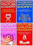 Ideas for Beginner Internet Marketers: Using Online Business Ideas Like Clickbank Marketing, Amazon Affiliate, Facebook Advertising & Shopify Instagram Influencer Marketing to Make Money from Home