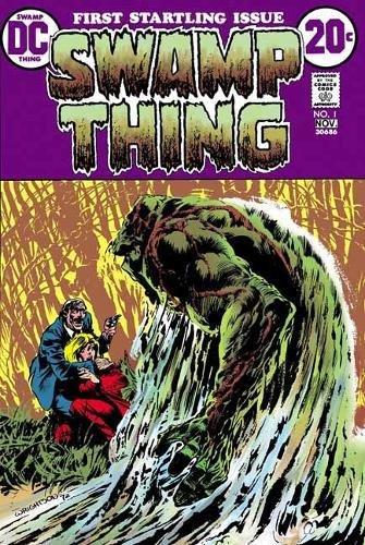 Swamp Thing The Bronze Age Omnibus HC par Len Wein