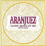 Aranjuez A600 Classic Gold Cordes nylon guitare classique