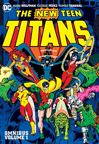 Writer Marv Wolfman (CRISIS ON INFINITE EARTHS) and artist George Perez (FINAL CRISIS- LEGION OF THREE WORLDS, Avengers) craft a timeless story starring Robin, Kid Flash, Wonder Girl, Cyborg, Changeling, Raven and Starfire, a group of young individua...