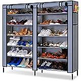 PAffy Eco-SR-12L Cloth Cabinet (Multicolor)