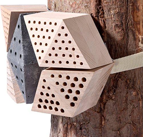 Designer Luxus-Insektenhotel