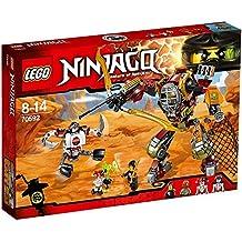 LEGO Ninjago 70592 - Set Costruzioni, M.E.C. di Salvataggio