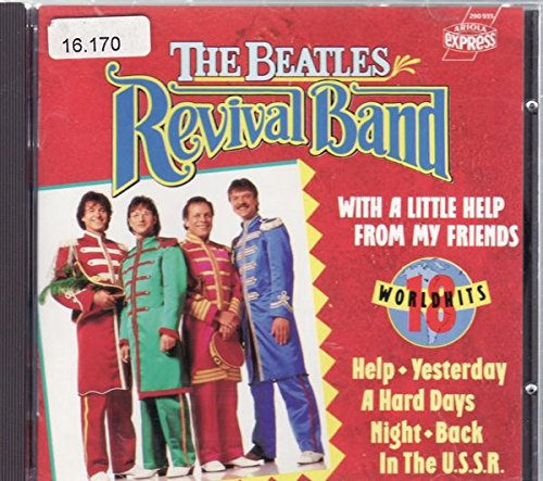 With a little help from my friends - Beatles Cd Help