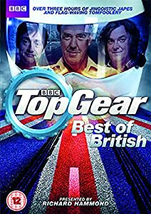 Top Gear - Best of British [Import anglais]