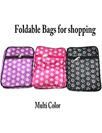 Shopping Handbag Foldable Large Capacity Travel Luggage Bag