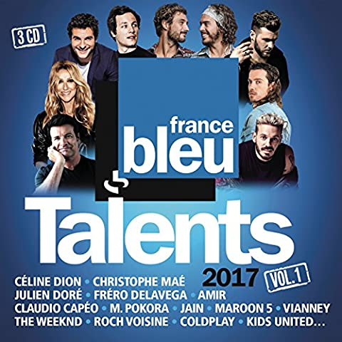 Boulevard Airs - Talents France Bleu 2017, Vol.