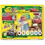 Crayola Color Wonder Cars 2 Gift Set by Crayola