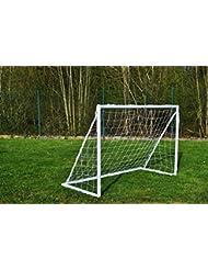 Fußballtor - Kindertor mit Klicksystem 2,4 x 1,5 m - 1 Jahr Garantie - WETTERFEST