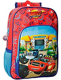 Blaze and The Monster Machine 4012361 Mochila Infantil