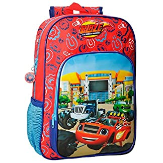 Blaze And The Monster Machine 40123B1 Mochila infantil