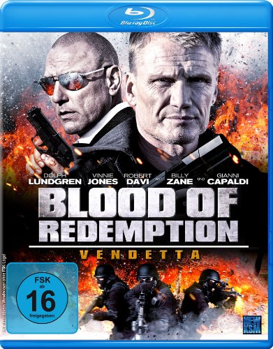 Bild von Blood of Redemption - Vendetta [Blu-ray]