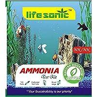 Lifesonic Ammonia Test Kit for Aquarium