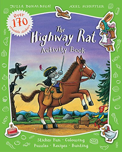 The Highway Rat Activity Book