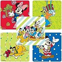 Smilemakers smi079/75, diseño de Mickey Mouse y amigos de Navidad (paquete de 75)