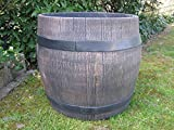 Blumentopf / Blumenkübel: Fass Barrel Gr. XXL (64cm x 59cm)