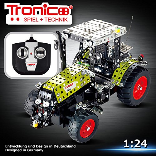 RC Metallbaukasten CLAAS ARION