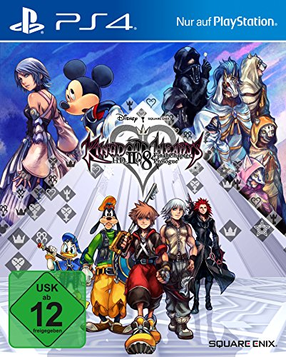 Kingdom Hearts HD 2.8 Final Chapter Prologue Hd-standard Serie