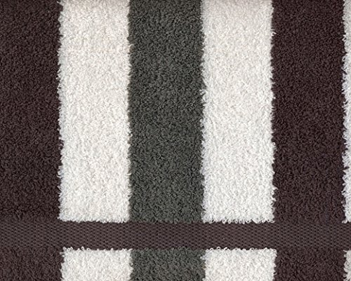 Set asciugamani in spugna - Cogal - MADE IN ITALY. Coordinato 1+1, ospite 40x60 cm + salvietta 60x100 cm, 650 gr/mq.