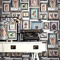 Puppy Love Wallpaper - 272703 by RASCH (U.K) Limited by RASCH (U.K) Limited