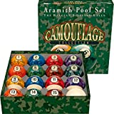 Aramith Camouflage Pool Set
