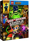 LEGO DC Comics Super Heroes : La Ligue des Justiciers - S'évader de Gotham City [+ Goodies]