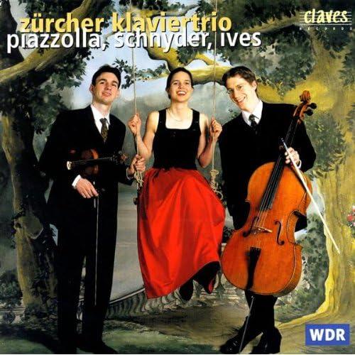 Trio For Piano, Violin & Cello: II. Tsiaj (This Scherzo Is A Joke): Presto