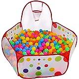 Cozywind Piscine à Balles avec Panier pour Bébé Enfants Intérieur & Extérieur Aire de Jeux Imperméable(Balles Non Comprises)