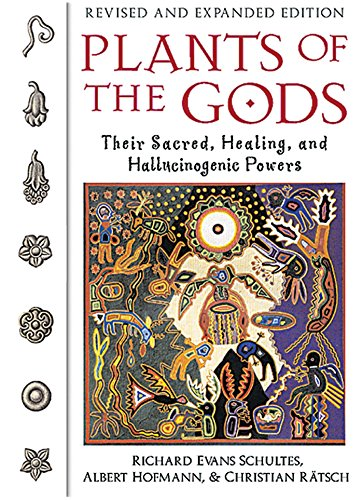 Plants of the Gods: Their Sacred Healing and Hallucinogenic Powers  Revised and Expanded Second Edition por Richard Evans Schultes