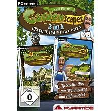 Gardenscapes 2 in 1:  Gestalte Haus und Garden