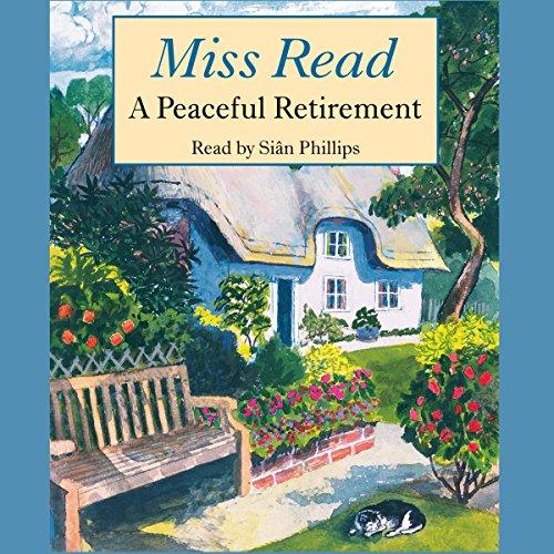 A Peaceful Retirement  Audiolibri