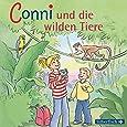 Conni und die wilden Tiere: 1 CD (Meine Freundin Conni - ab 6, Band 23)
