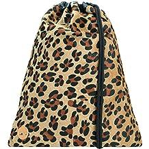 Mi-Pac Gold Kit Bag  Bolsa de Cuerdas para El Gimnasio, 37 cm,  Litros, Leopard PTan