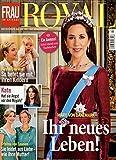 Frau im Spiegel Royal [Jahresabo]