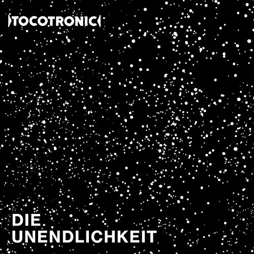 Die Unendlichkeit (limitierte 2LP mit Glow in the Dark-Cover inkl. MP3-Code) [Vinyl LP] Mp3-cover