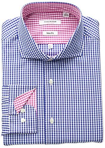 Isaac Mizrahi Men's Dress Shirt