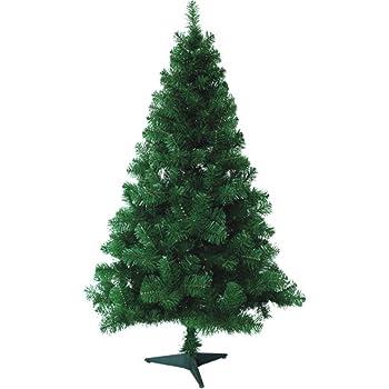 Hengda® Arbre artificiel unique arbre de noël arbre Deco arbre Art avec arbre de sapin de Noël arbre 120CM vert