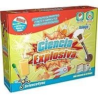 Science4you Ciencia explosiva - Juguete científico y educativo